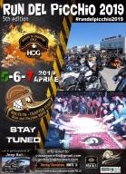 #9314 – Run del Picchio – Route 76 Chapter - (6 e 7 Aprile)