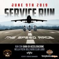 #9314 – Service Run (Domenica 09 Giugno 2019)