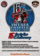 #9314 – 15th Spritz Run & Anniversry – Vicenza Chapter (Sabato 20 Luglio 2019)