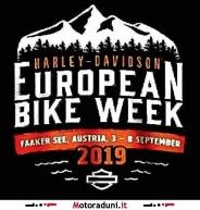 "#9314-@EUROPEAN BIKE WEEK ""FAAKER SEE""5-8 Sett, 2019 (Istruzioni e Appuntamenti)"