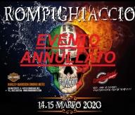 #9314 - ROMPIGHIACCIO -                                               EVENTO ANNULLATO