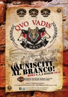 H.O.G. Bologna Chapter Italy #9314#9314 @ QVO VADIS RVN (Roma, 3-5 Luglio)