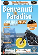 #9314 HOG BOLOGNA CHAPTER @ BENVENUTI IN PARADISO (Sorrento)