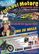 #9314 Hog Bologna Chapter - festa del Motore Molinella