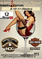 11 #9314 HOG BOLOGNA CHAPTER @ SANGIOVESE TOUR