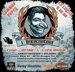 SUMMER PARTY - Harley Davidson Bologna