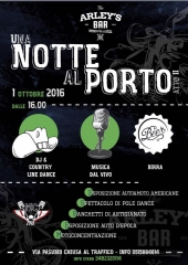 Una Notte al Porto...