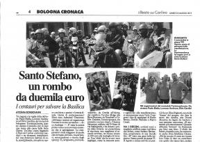 il Resto del Carlino Bologna (23 Maggio 2011)