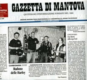 Gazzetta di Mantova 19 Novembre 2009_Originale