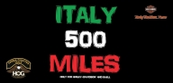 #9314 @ ITALY 500 MILES By Parma Chapter