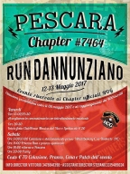 #9314 @ Run D'annunziano By Pescara Chapter