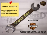 #9314 @ Service Run By Harley-Davidson Bologna