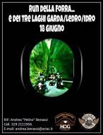 #9314 - Run della Forra e dei tre Laghi (Garda/Idro/Ledro)
