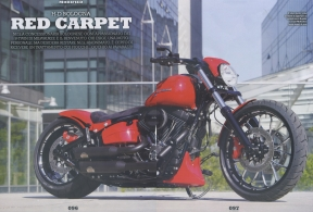 LOWRIDE Maggio - Red Carpet by HD Bologna