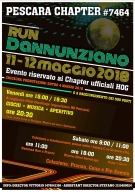 #9314 @ Run d'annunziano by Pescara Chapter (11-12-13 Maggio 2018)