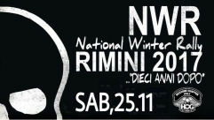 #9314 @ National Winter Rally 2017 by Riccione Chapter (24-25-26 Novembre 2017)