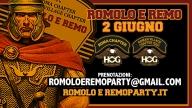#9314 @ Romolo e Remo by Roma Chapter e Roman Village Chapter (1 -2 -3 Giugno 2018)