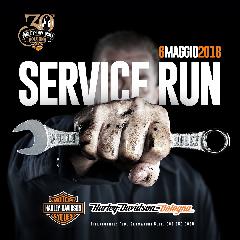 SERVICE RUN 2018