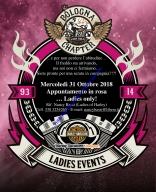 #9314 – Appuntamento in rosa ... (Ladies only) – (Mercoledì 31 Ottobre)
