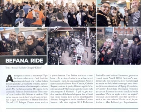 Bikers Life_Marzo 2018 - BEFANA RIDE