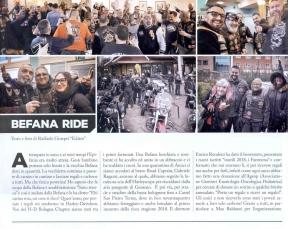 Bikers Life_Marzo 2018 - BEFANA RIDE
