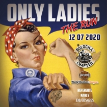 #9314 - ONLY LADIES - (domenica 12 luglio 2020)