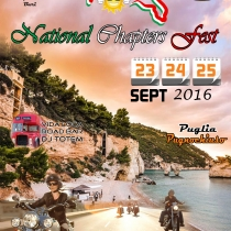 #9314 - @ Italian Hog Party 2.0 - National chapters fest by Bari Chapter