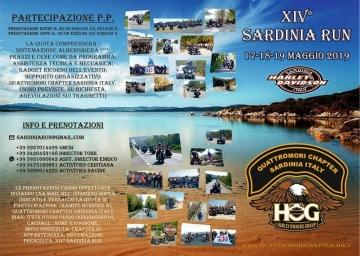 #9314 - XIV Sardinia Run