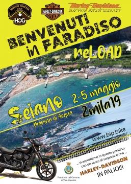 #9314 – BENVENUTI IN PARADISO (2-5 Maggio)
