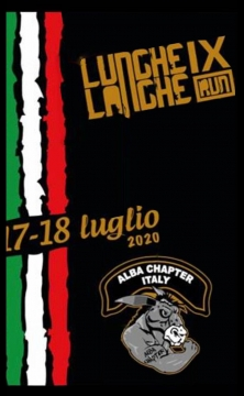 #9314 -Run Lunghe Langhe by Alba Chapter (17 – 18 - 19 luglio 2020)