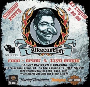 SUMMER PARTY - Harley Davidson Bologna