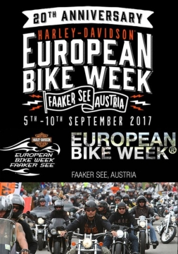#9314 HOG BOLOGNA CHAPTER @ Faaker See 2017