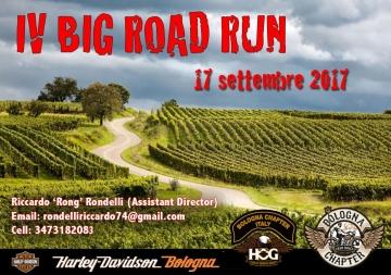 IV Big Road Run