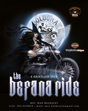 The Befana Ride