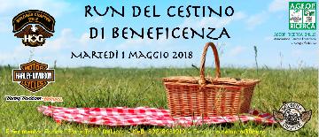 #9314 - Run del cestino (Martedì 1 Maggio 2018)