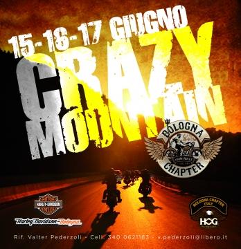 #9314 - Crazy Mountain (15 - 16 - 17 Giugno 2018)