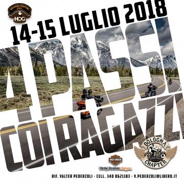 #9314 - 4 Passi coi Ragazzi ( 14 -15 Luglio 2018)